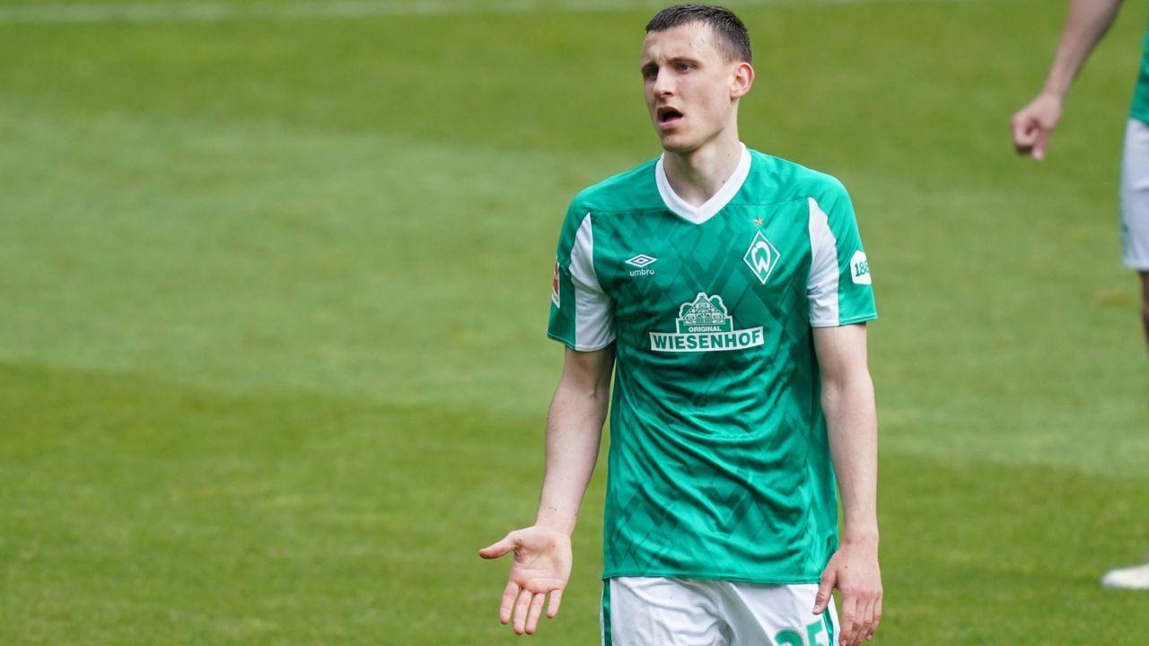 Platz 14: Maximilian Eggestein (SV Werder Bremen) - Bildquelle: Imago