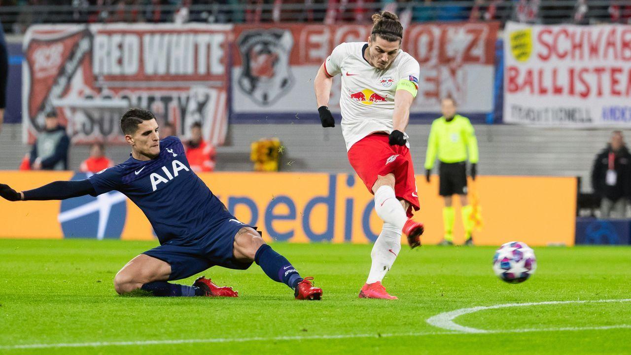 RB Leipzig zieht ins Viertelfinale ein - die Noten - Bildquelle: Imago