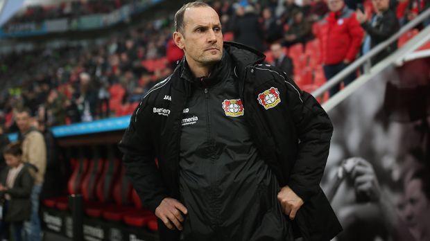 Heiko Herrlich (Bayer Leverkusen) - Bildquelle: 2018 Getty Images