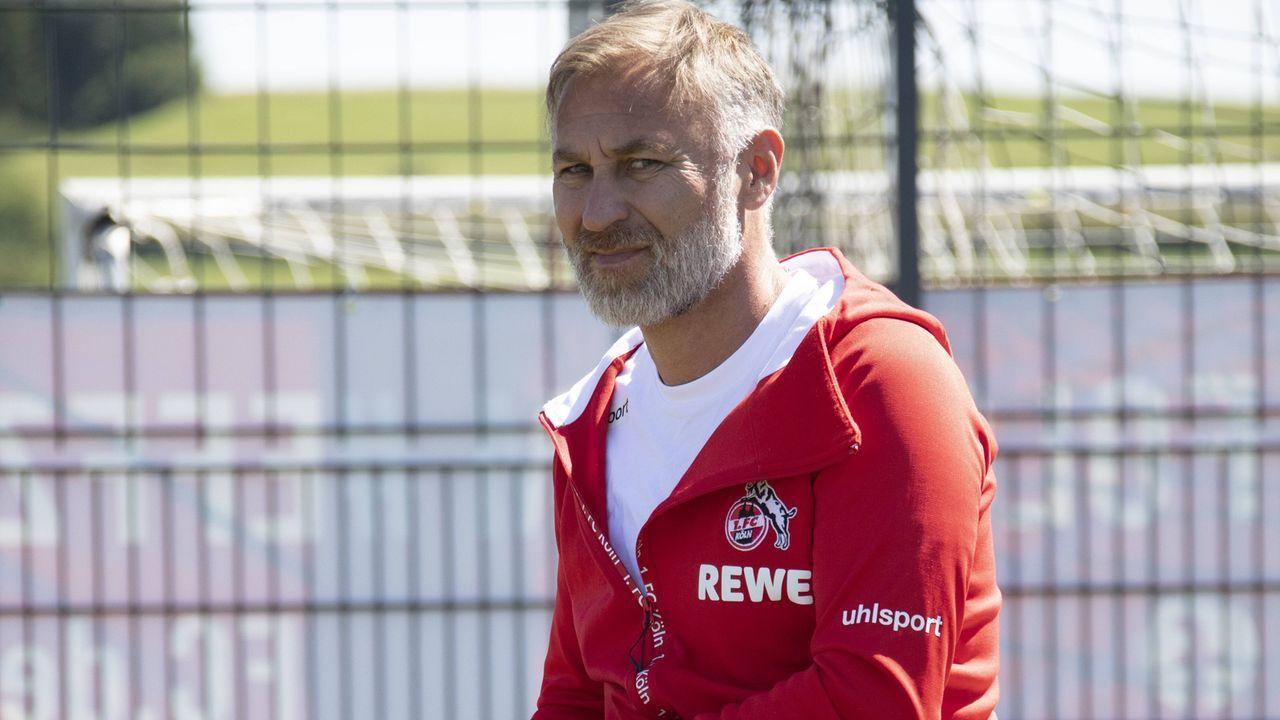 1. FC Köln: Chefscout Willi Kronhardt - Bildquelle: imago images / Eduard Bopp