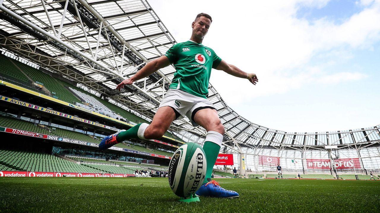 Irland - Johnny Sexton ist der Weltspieler des Jahres  - Bildquelle: imago images / Inpho Photography