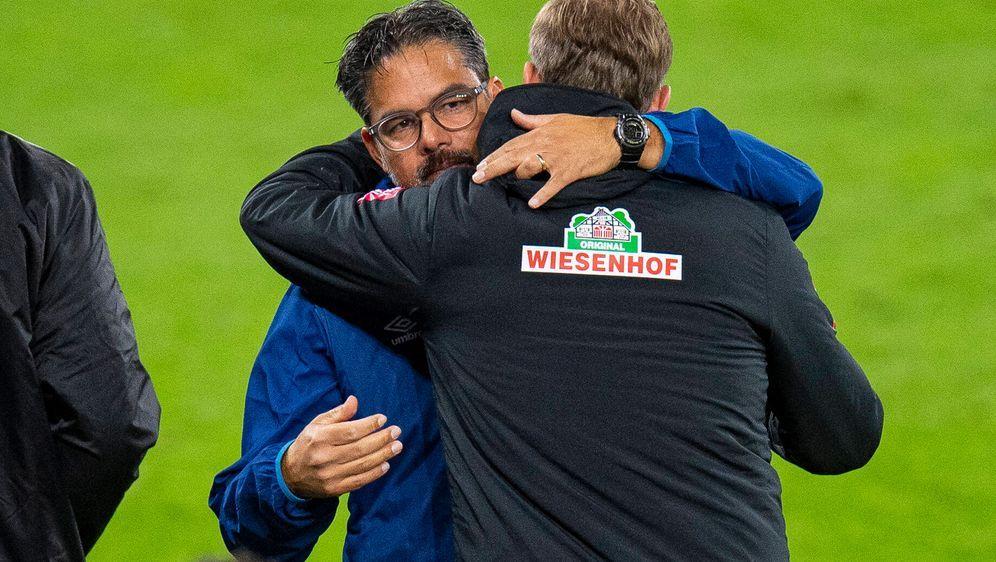 David Wagner ist mit Schalke seit 18 Bundesligaspielen sieglos. - Bildquelle: imago images/Kirchner-Media