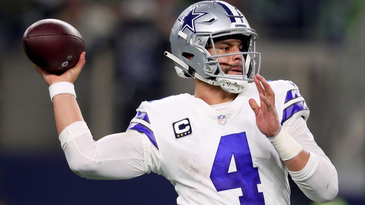 Platz 7: Dallas Cowboys - Bildquelle: 2019 Getty Images