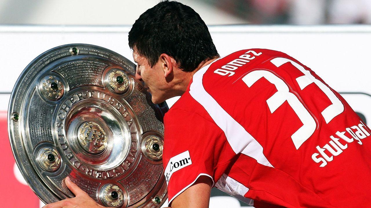 Meisterschaft mit Stuttgart - Bildquelle: getty
