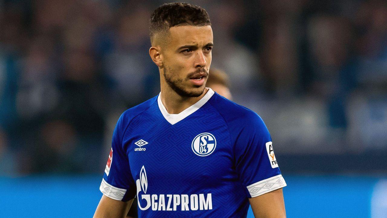 Franco Di Santo (FC Schalke 04) - Bildquelle: imago/VI Images