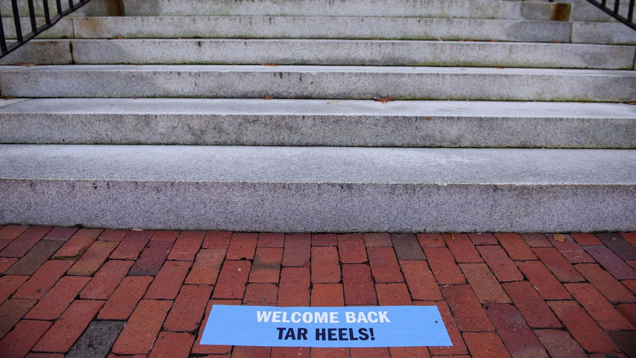 "North Carolina Tar Heels - Was sind ""Tar Heels""? - Bildquelle: 2020 Getty Images"