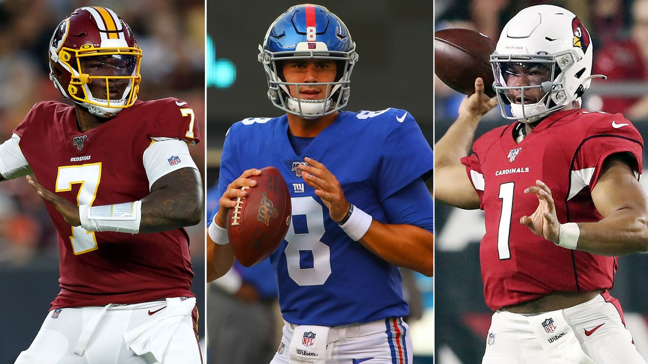 Preseason: Die Leistungen der Rookie-QBs in Week 1 - Bildquelle: 2018 Getty Images