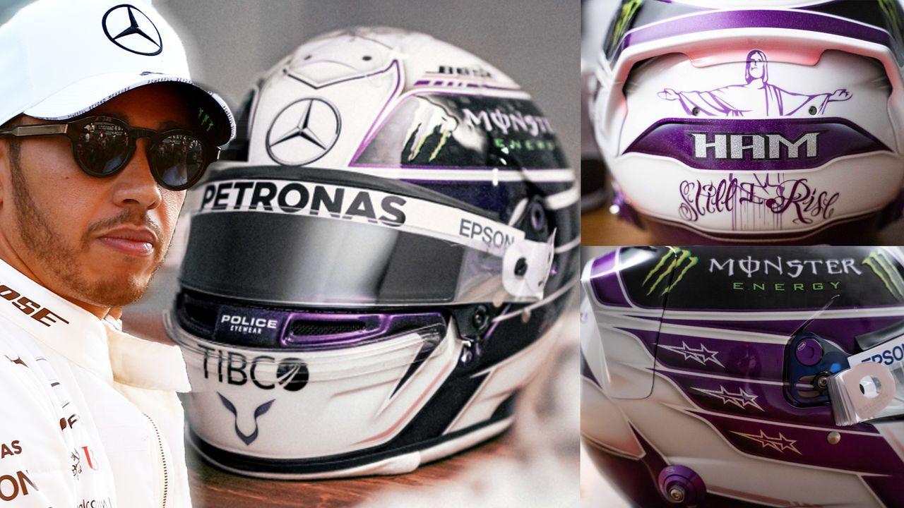 Lewis Hamilton (Mercedes-AMG F1) - Bildquelle: Twitter: mercedesamgf1 / Getty