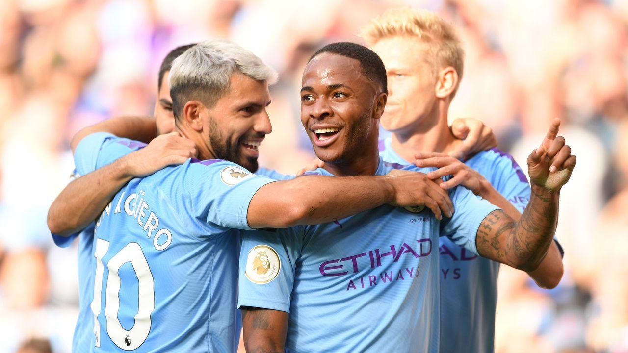 Platz 6: Manchester City - Bildquelle: 2019 Getty Images