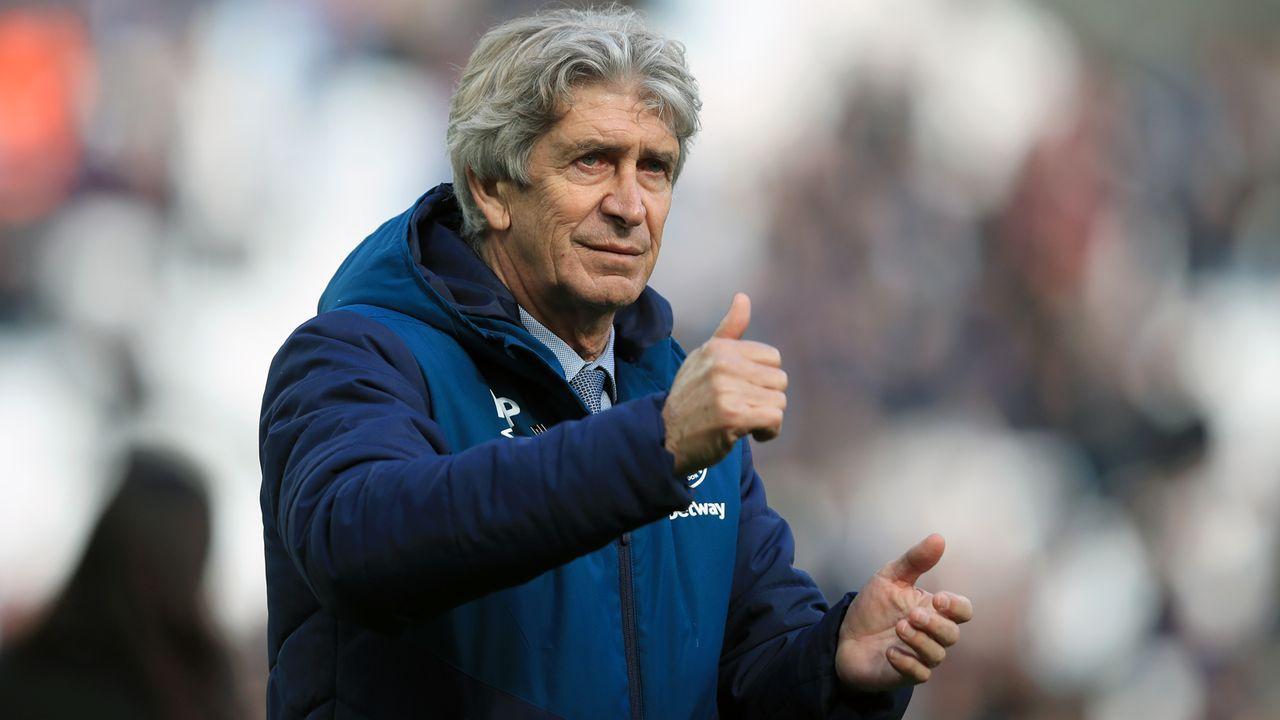 Platz 5 - Manuel Pellegrini (West Ham United) - Bildquelle: 2019 Getty Images