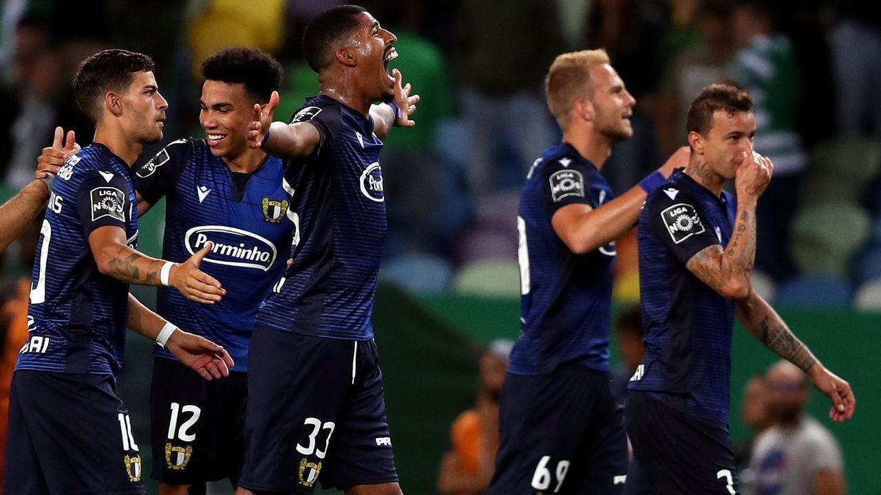 FC Famalicao (Liga NOS/Portugal) - Bildquelle: imago images/Xinhua