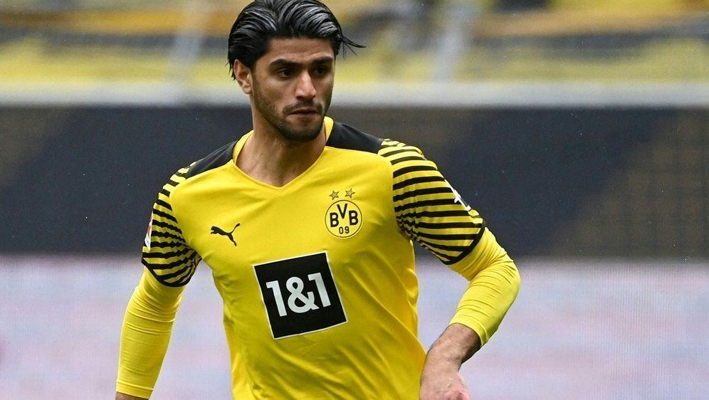 Mahmoud Dahoud ist seit 2017 beim BVB - Bildquelle: AFPPOOLSIDINA FASSBENDER