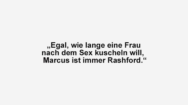 Egal-wie-Witz: Rashford