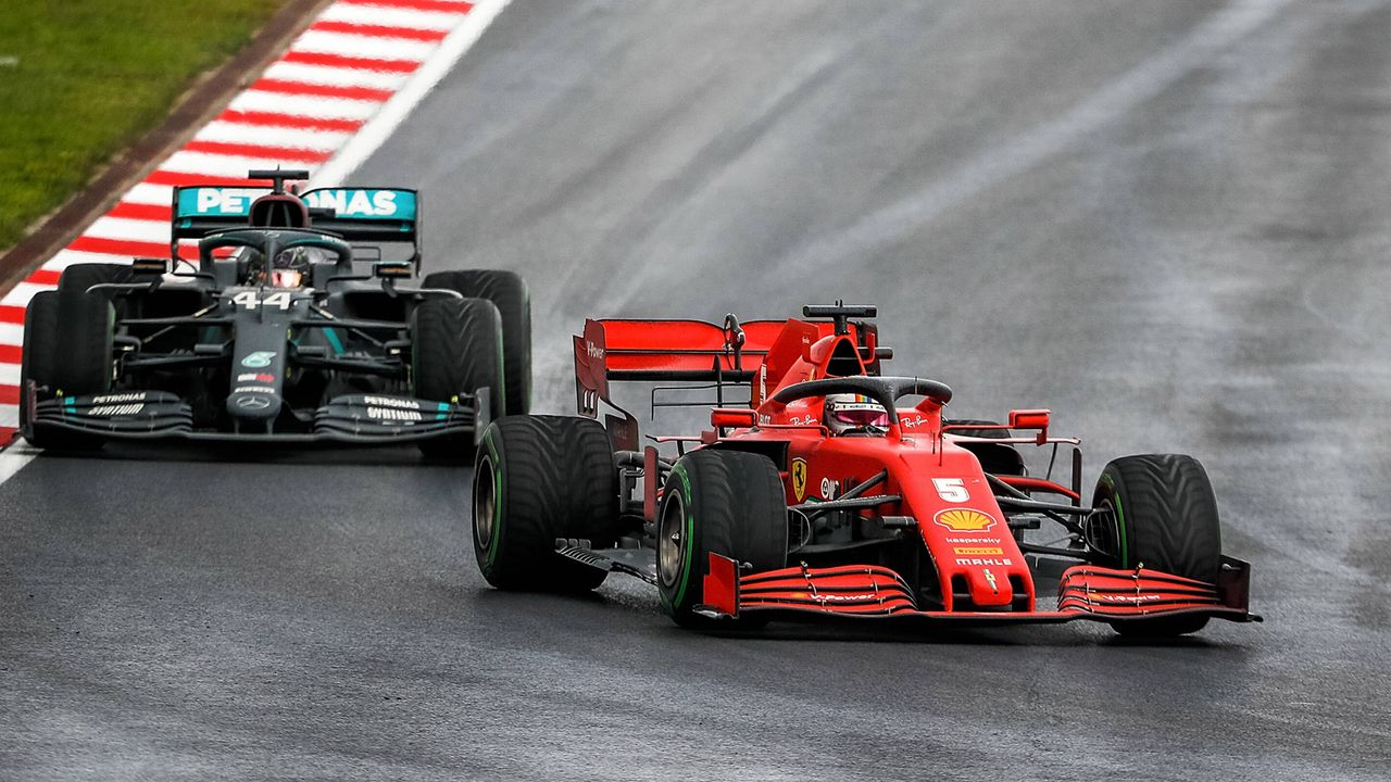 Formel 1 - Bildquelle: imago images/Nordphoto