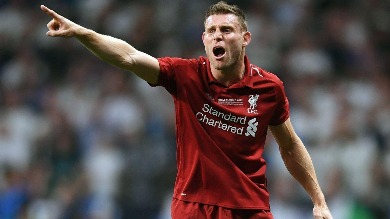 FC Liverpool (Premier League/England) - Bildquelle: 2019 Getty Images