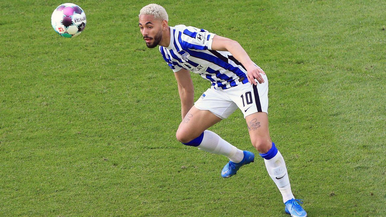 Matheus Cunha (Brasilien/Hertha BSC) - Bildquelle: imago images/Nordphoto