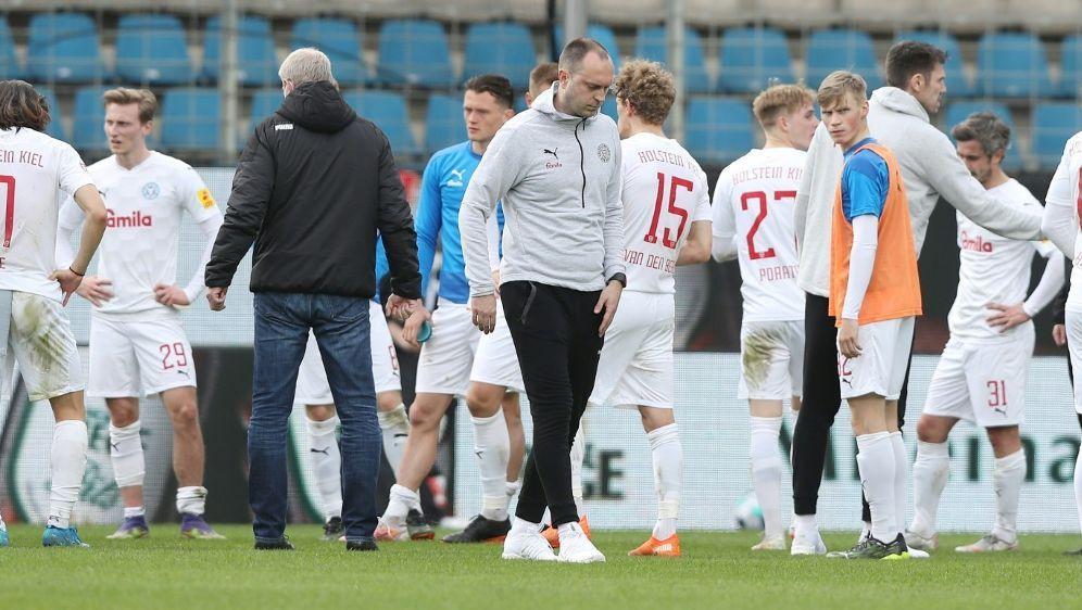 Kiels nächsten beiden Spiele werden offiziell verschoben - Bildquelle: FIROFIROSID