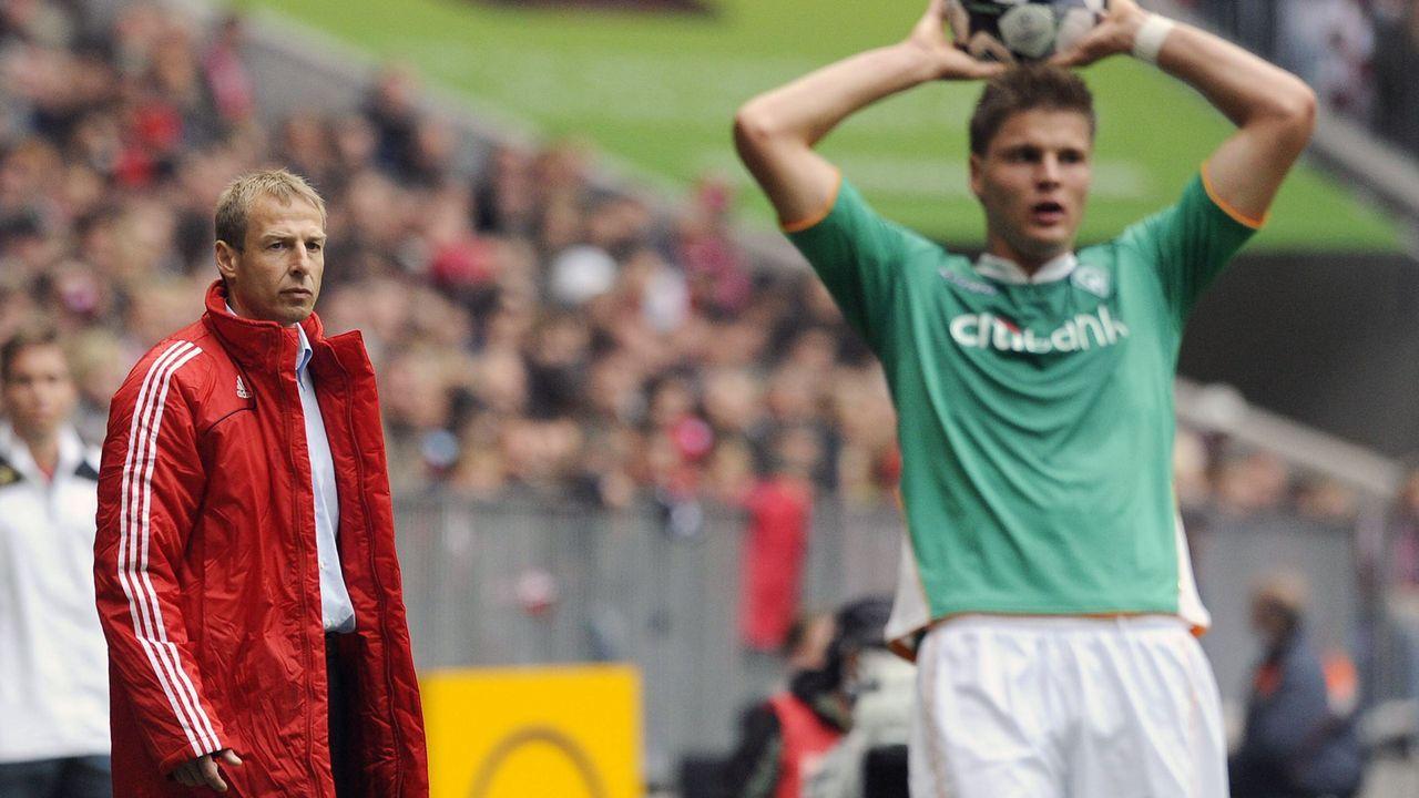 Jürgen Klinsmann war noch Trainer des FC Bayern - Bildquelle: imago sportfotodienst