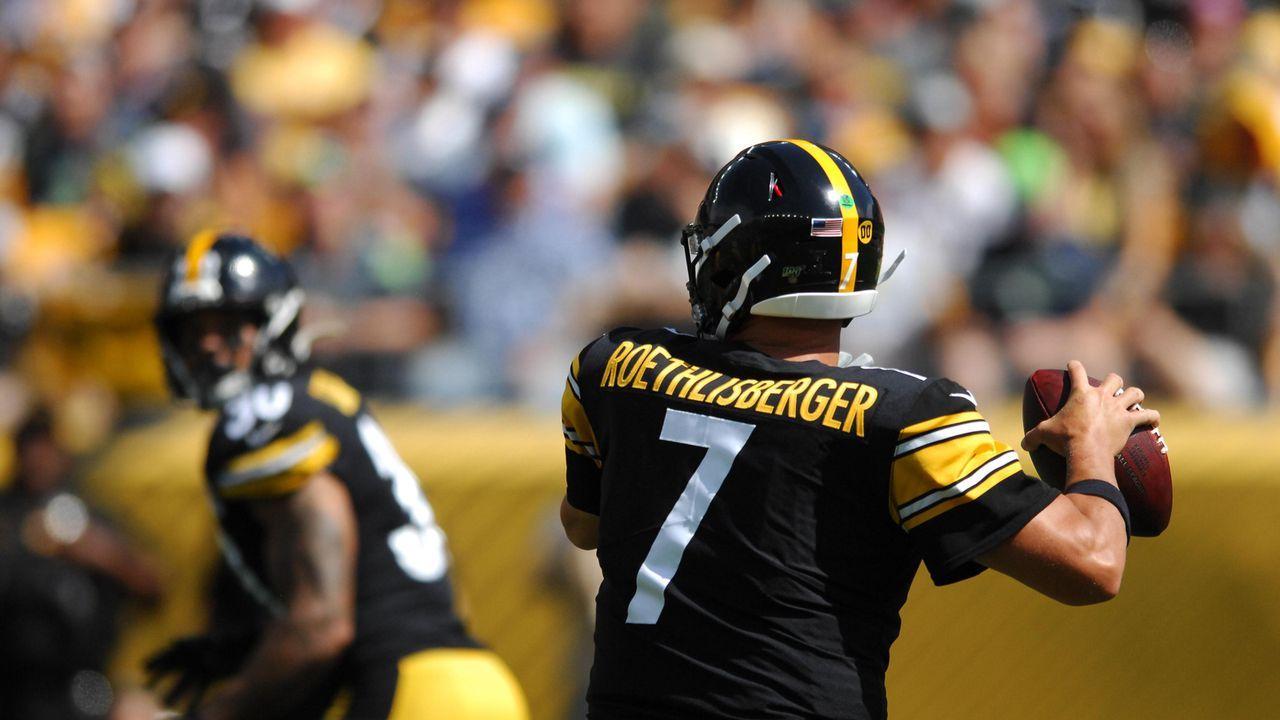 Pittsburgh Steelers at New York Giants - Bildquelle: imago images / ZUMA Press