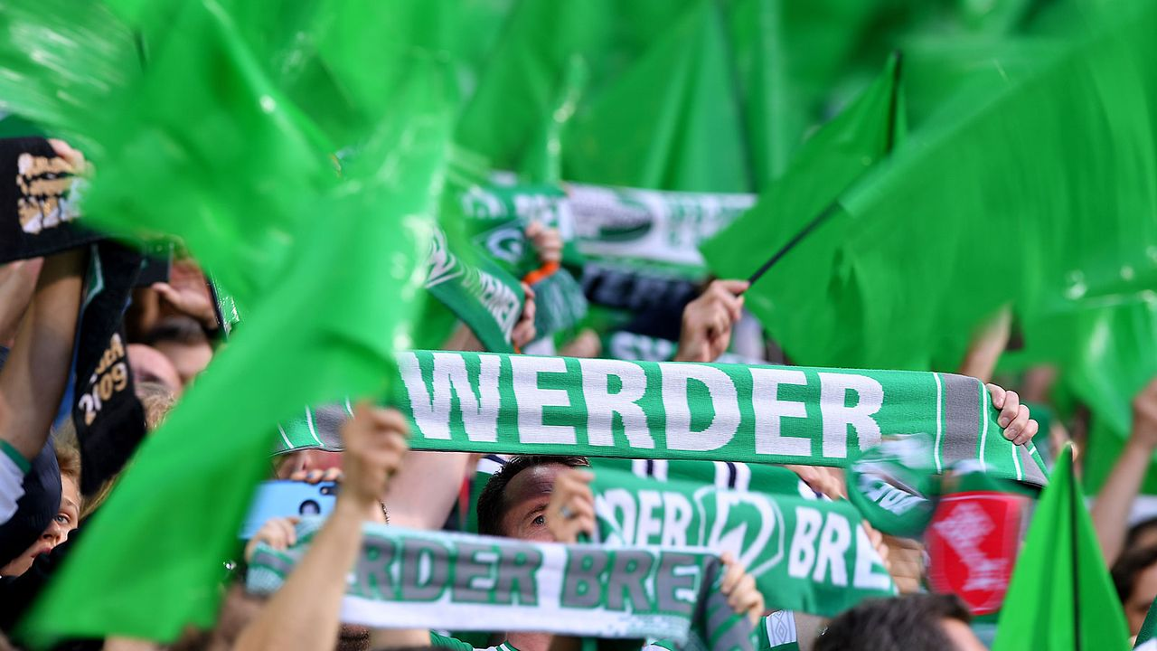 Platz 4: SV Werder Bremen (Weserstadion) - Bildquelle: 2019 Getty Images