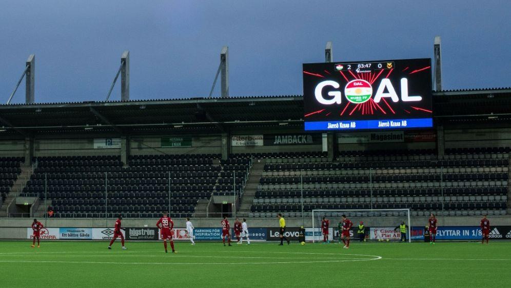 Schwedische Allsvenskan startet ohne Zuschauer