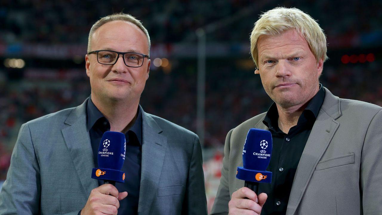 Fußball-Experte im TV  - Bildquelle: 2014 Getty Images