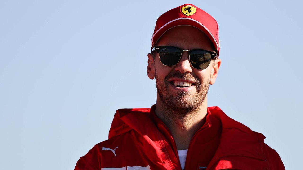 Nach dem Vettel-Beben: Die Zahlen zu seinem neuen Vertrag bei Aston Martin - Bildquelle: getty