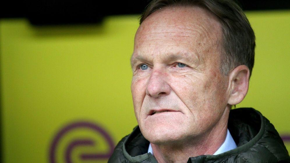 Hans-Joachim Watzke nimmt Druck von BVB-Stars - Bildquelle: FIROFIROSID
