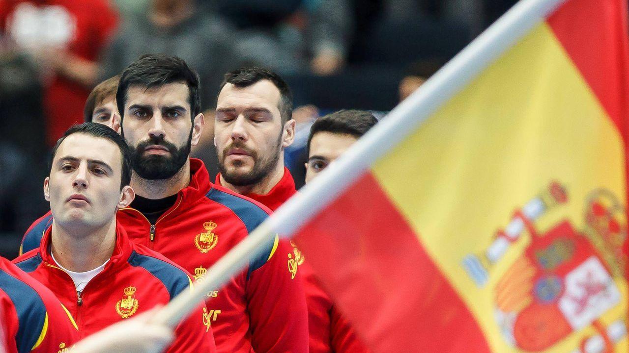 Spanien: Das Team - Bildquelle: imago/DeFodi