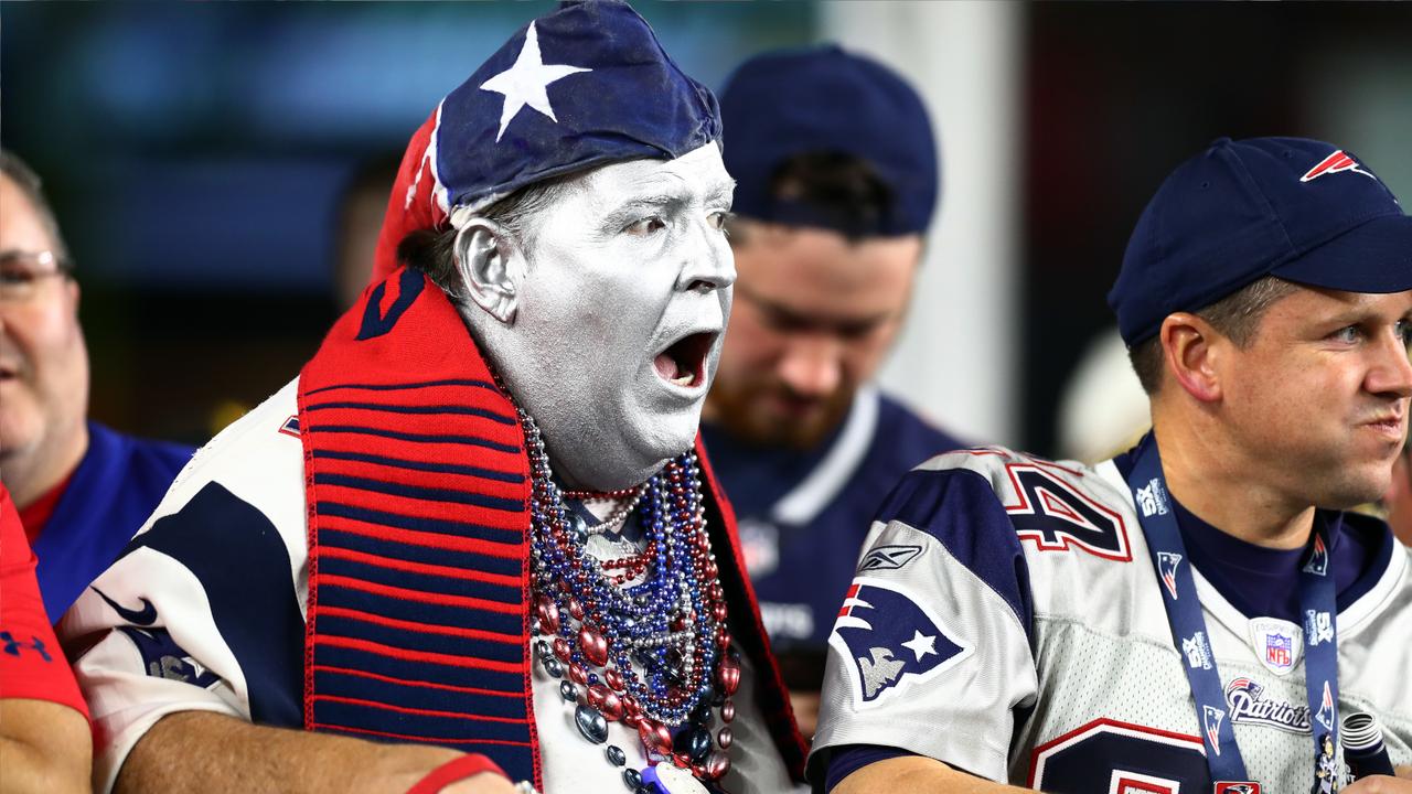 Platz 4: New England Patriots - Bildquelle: Getty Images