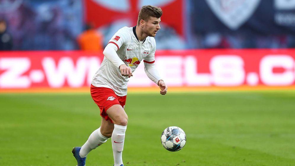 Champions League heute live: RB Leipzig trifft im Achtelfinale auf RB Leipzi... - Bildquelle: 2020 Getty Images