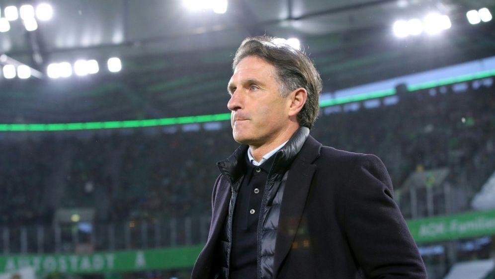 Bruno Labbadia wird Wolfsburg zum Saisonende verlassen - Bildquelle: PIXATHLONPIXATHLONSID