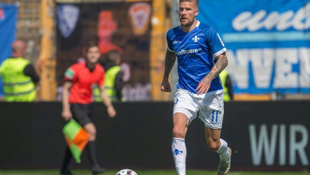 Erzielte das 1:0 gegen Aue: Tobias Kempe - Bildquelle: FIROFIROSID