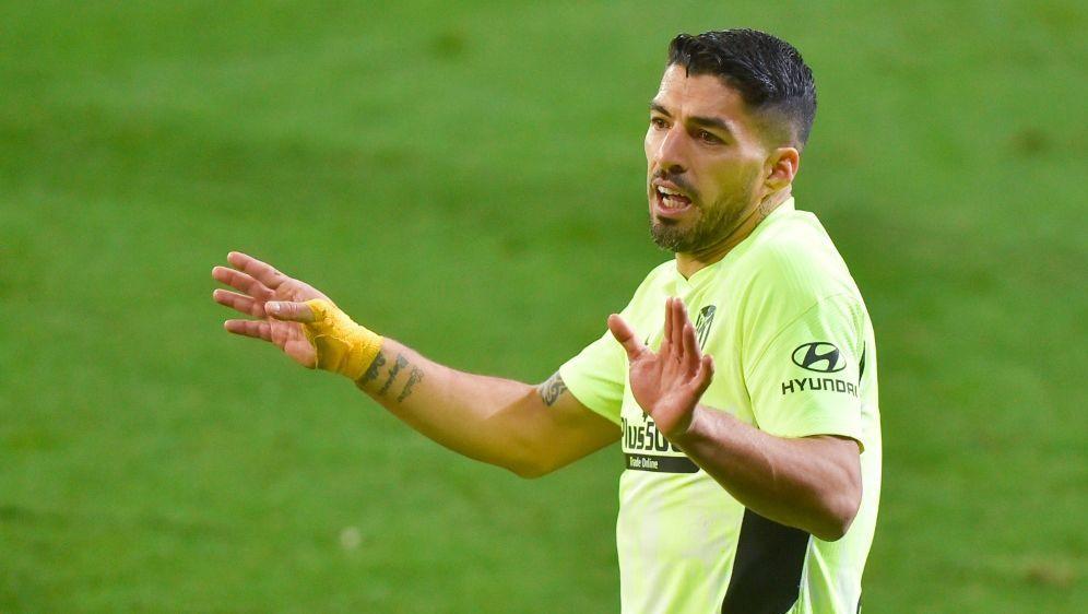 Atleticos Matchwinner: Luis Suarez - Bildquelle: AFPSIDANDER GILLENEA