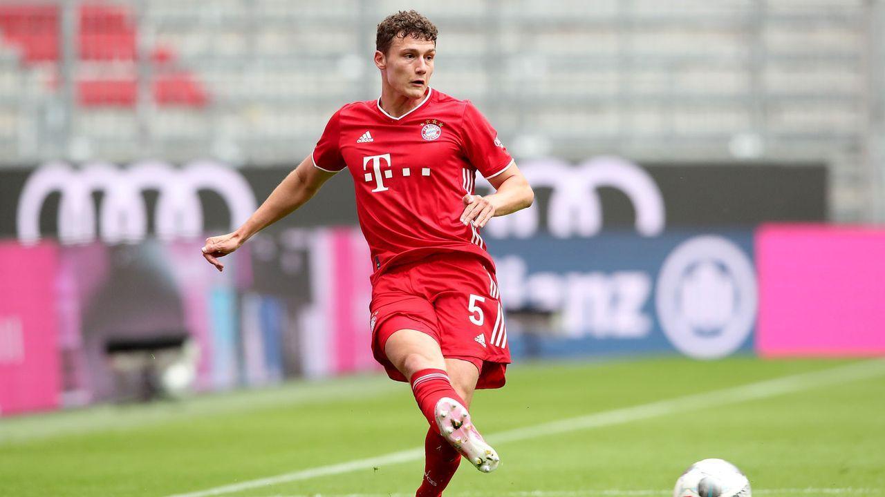 Benjamin Pavard (FC Bayern München) - Bildquelle: 2020 Getty Images