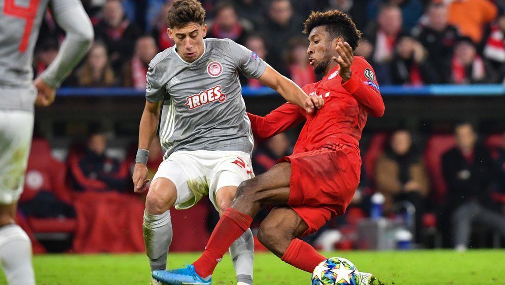 Die Bayern konnten trotz 2:0-Erfolgs nach der Ära Kovac nicht vollends überz... - Bildquelle: imago