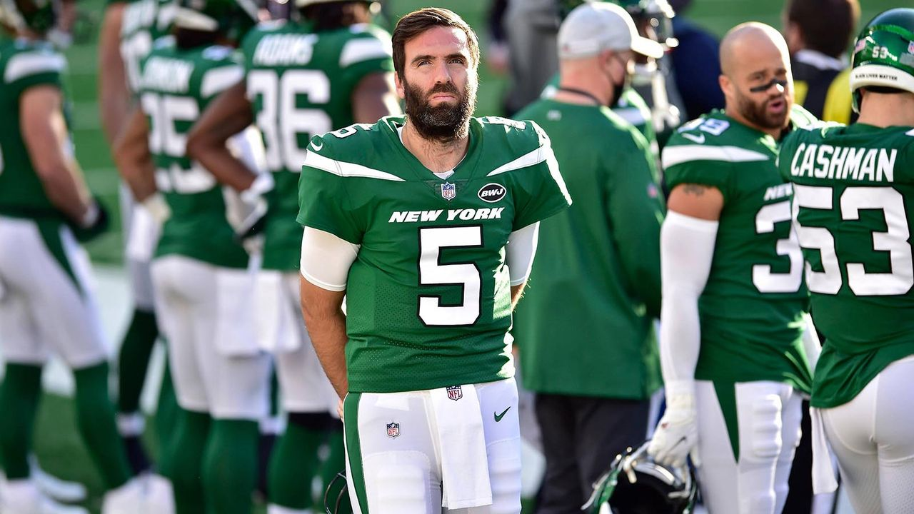 Joe Flacco (Philadelphia Eagles) - Bildquelle: imago images/ZUMA Wire