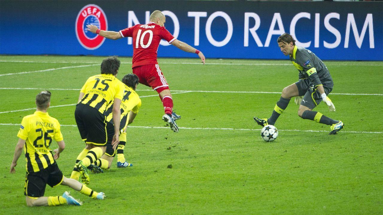 2012/13 - Borussia Dortmund - FC Bayern München - Bildquelle: Imago Images