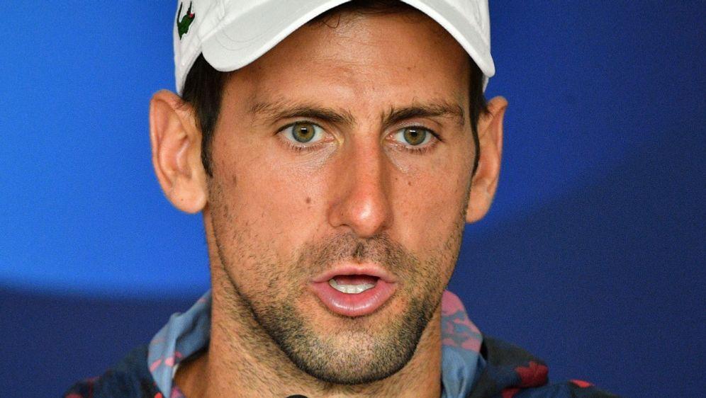 Djokovic: Australian Open notfalls verschieben - Bildquelle: AFPSIDSAEED KHAN