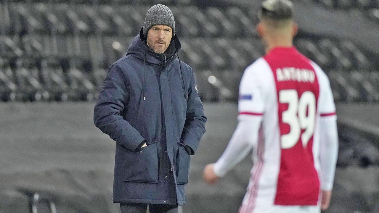 Erik ten Hag (Ajax Amsterdam) - Bildquelle: imago images/Pro Shots