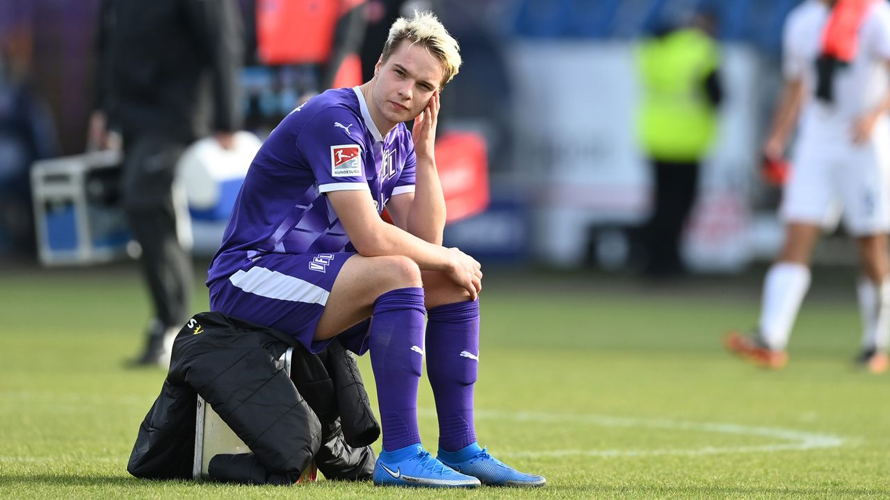 VfL Osnabrück droht der direkte Abstieg - Bildquelle: 2021 Getty Images