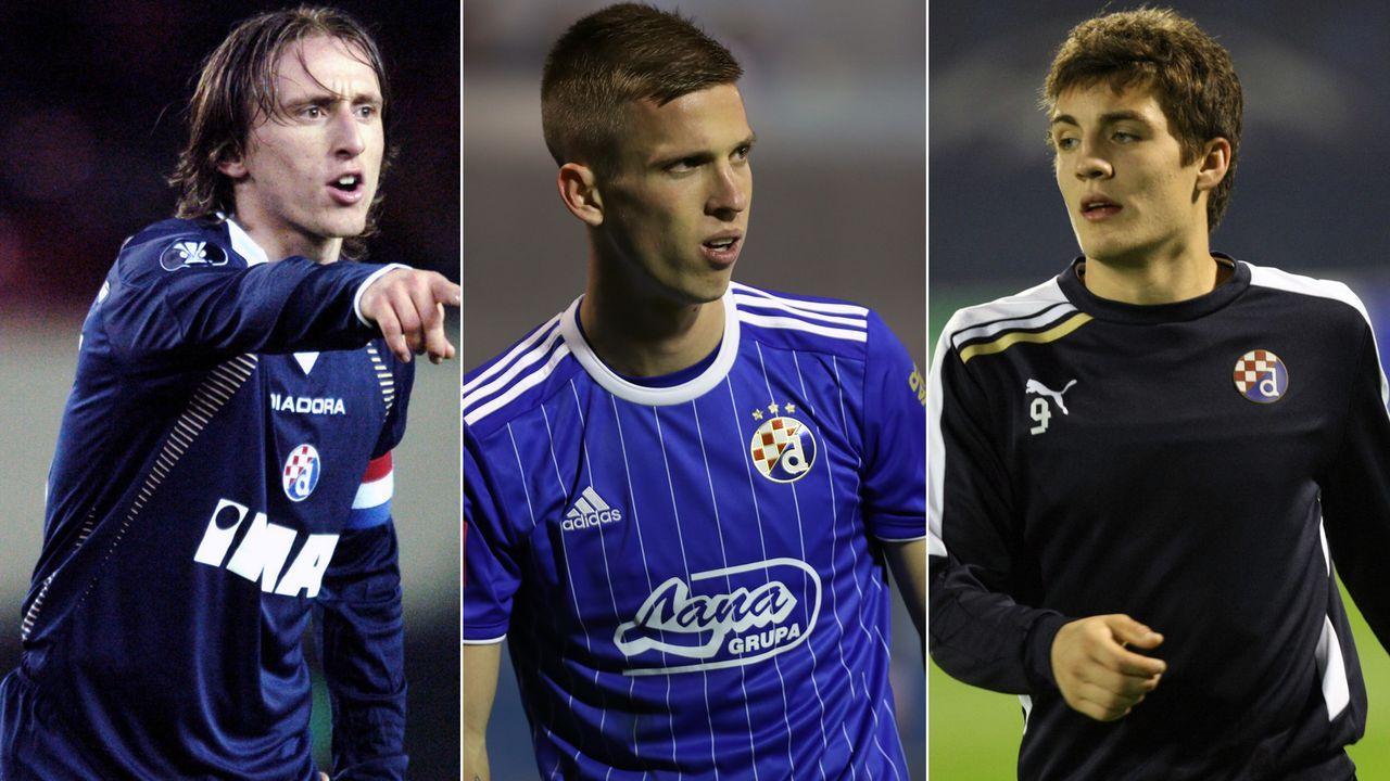 Top 10: Die teuersten Spielerverkäufe von Dinamo Zagreb - Bildquelle: Imago