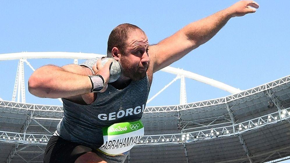 Wurde positiv auf Doping getestet: Benik Abramjan - Bildquelle: AFPSIDFRANCK FIFE