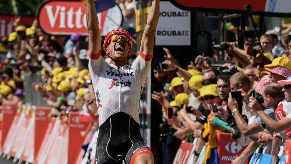 Radfahrer Degenkolb will zu den Olympischen Spielen - Bildquelle: AFPSIDPHILIPPE LOPEZ