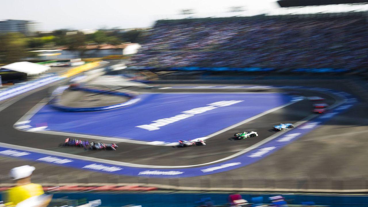Autodromo Hermanos Rodriguez - Bildquelle: imago/LAT Photographic