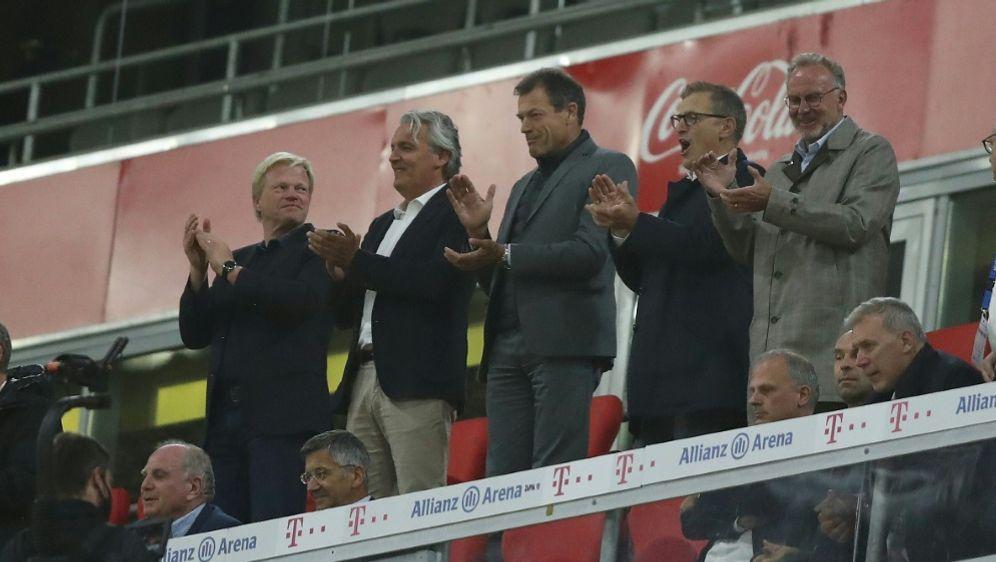 Scharfe Kritik an Auftreten der Bayern-Bosse - Bildquelle: FIROFIROSID