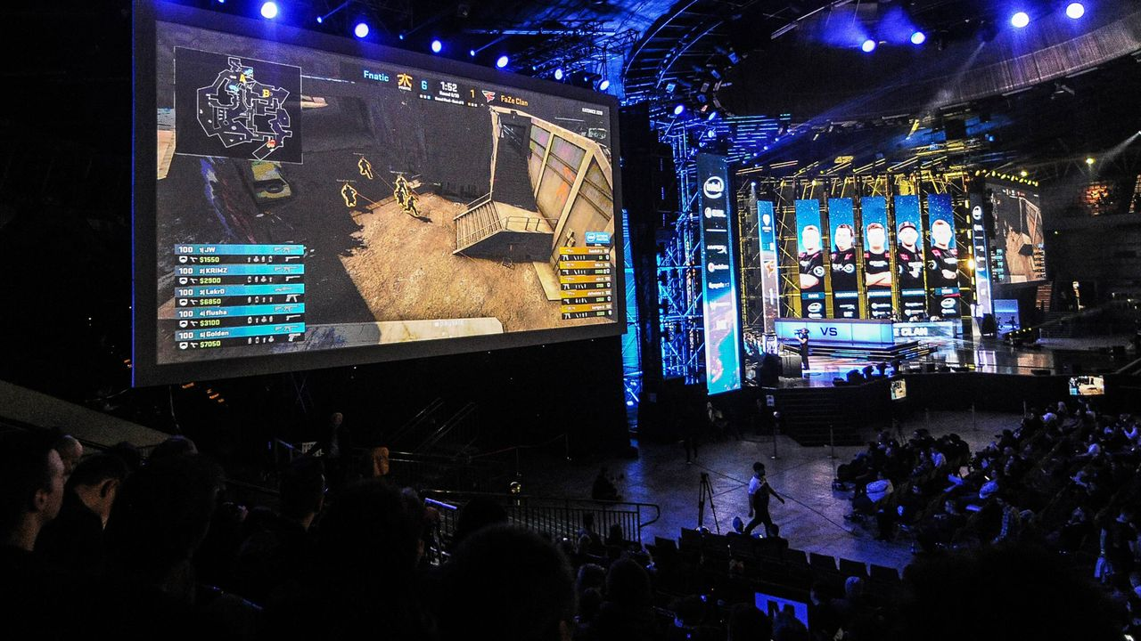 Platz 2: Counter-Strike Global Offensive - Bildquelle: imago/MB Media Solutions