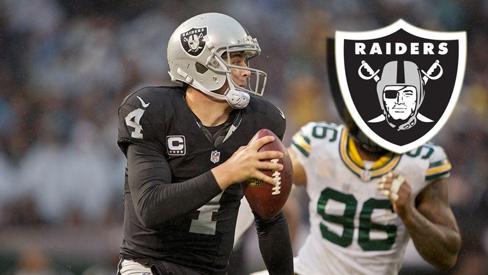 Spielen die Raiders bald in Las Vegas? - Bildquelle: 2015 Getty Images