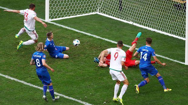 Island Vs TГјrkei