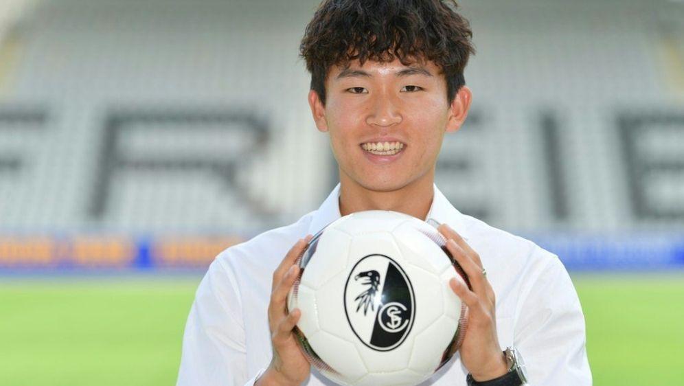 Woo-Yeong Jeong kommt von Bayern München - Bildquelle: Achim Keller  SCFAchim Keller  SCFAchim Keller  SCF